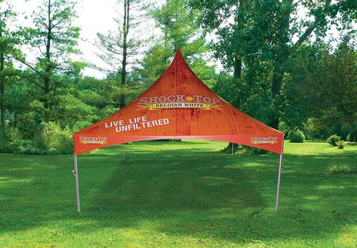 Printed Tents